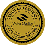 Water Quality Tested and Certified