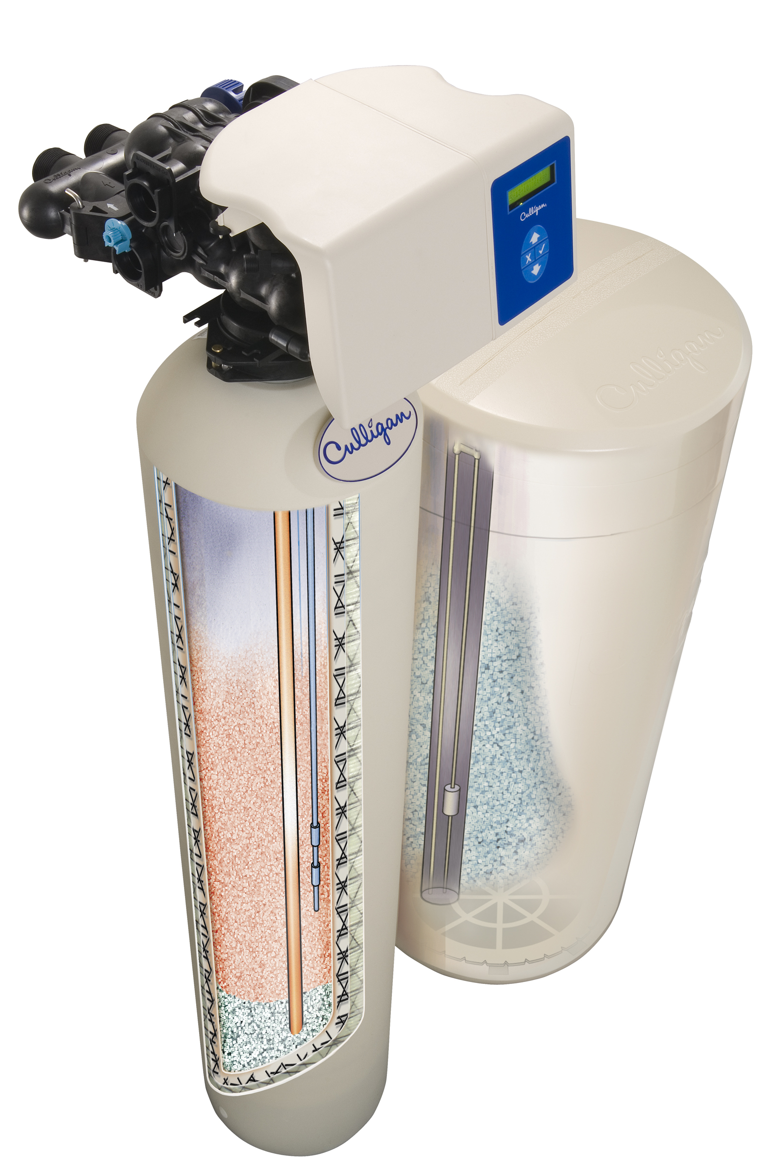 Culligan Water Softener Process